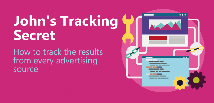 Ad Tracking – John's Incredible Secret